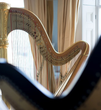 94 Strings Harp Duo: From Bach to the Beach Boys