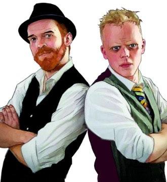Griffin and Jones: Surprisingly Good Magicians