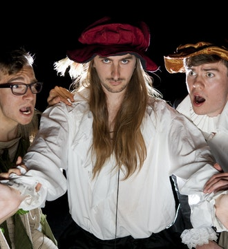 Shakespeare's Avengers Assembleth: Age of Oberon