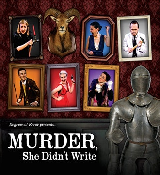 Murder, She Didn't Write