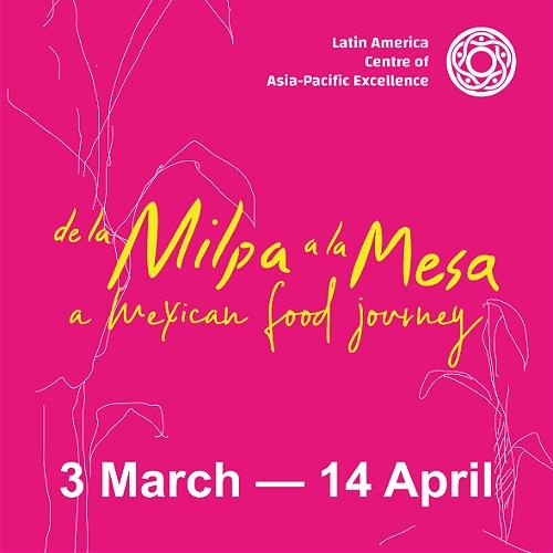 De la Milpa a la Mesa: a Mexican food journey