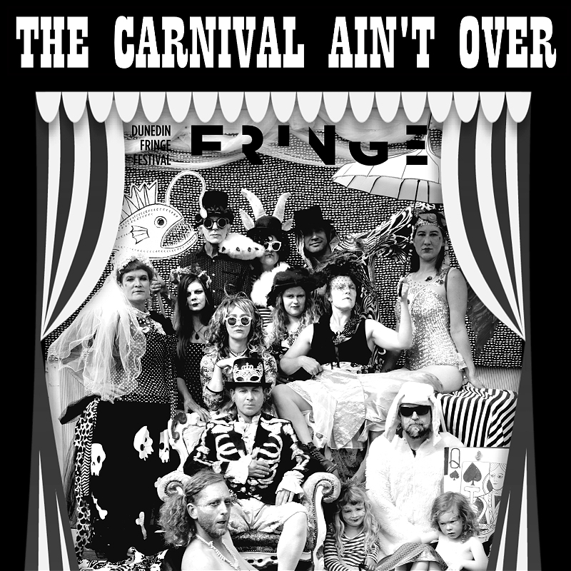 The Carnival ain't over -   A circus rock opera