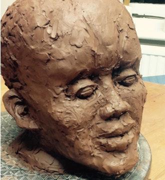 Sculpture for Sierra Leone