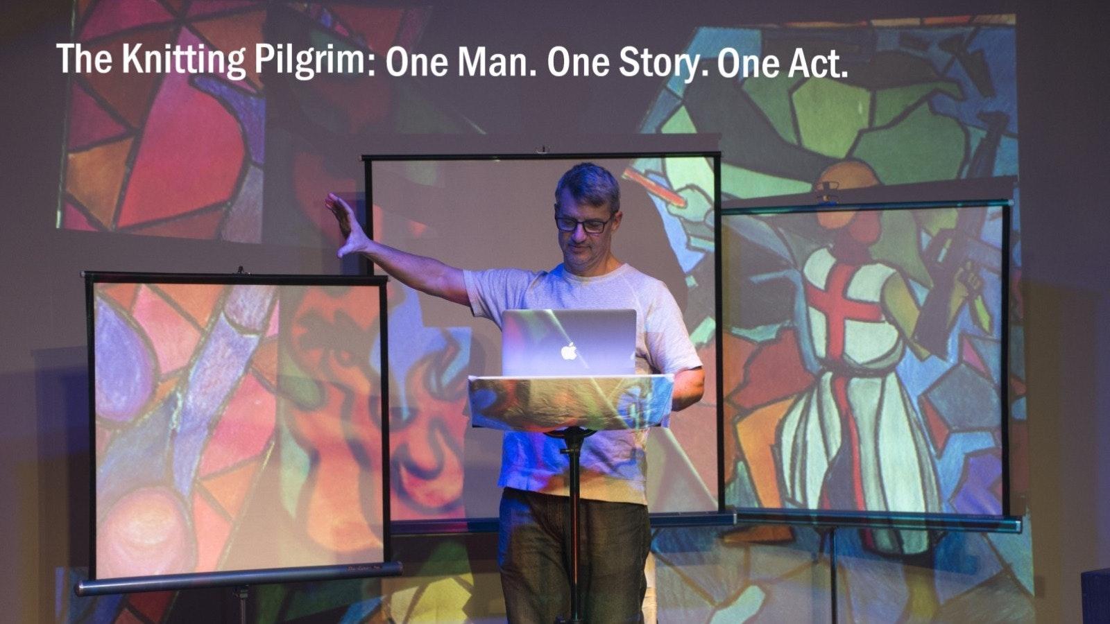 The Knitting Pilgrim