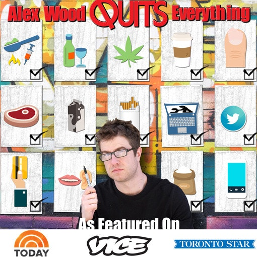 Alex Wood Quits Everything