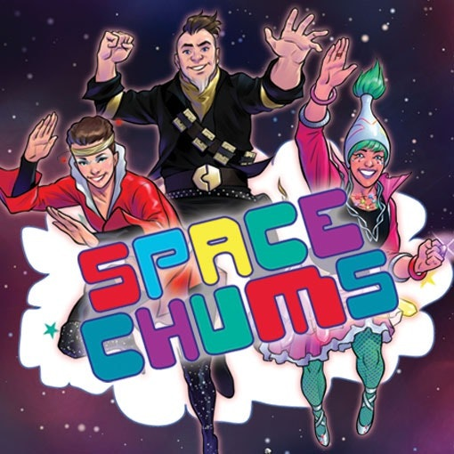 The Space Chums!