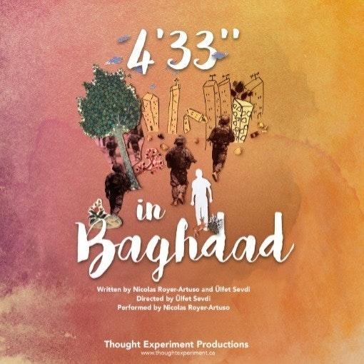 """4'33"""" in Baghdad"""