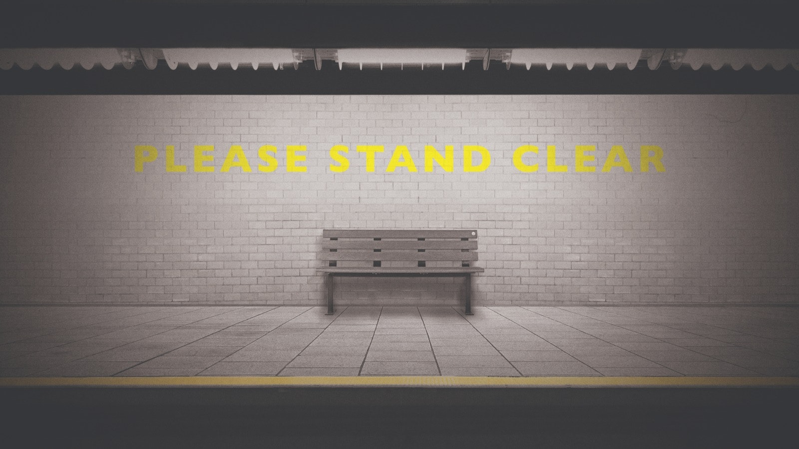 Please Stand Clear