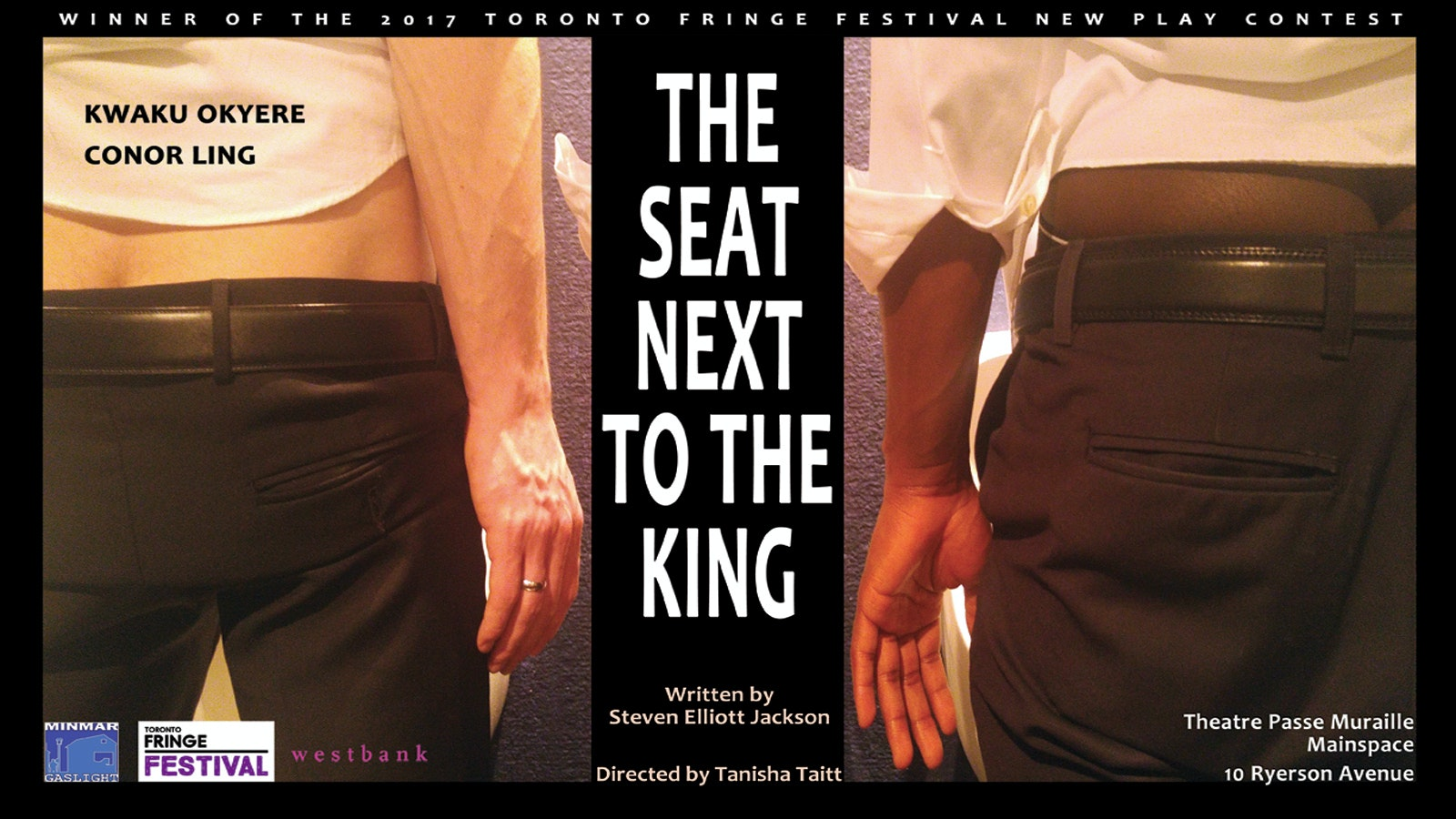The Seat Next to the King
