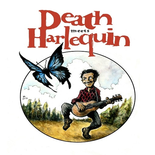 Death Meets Harlequin