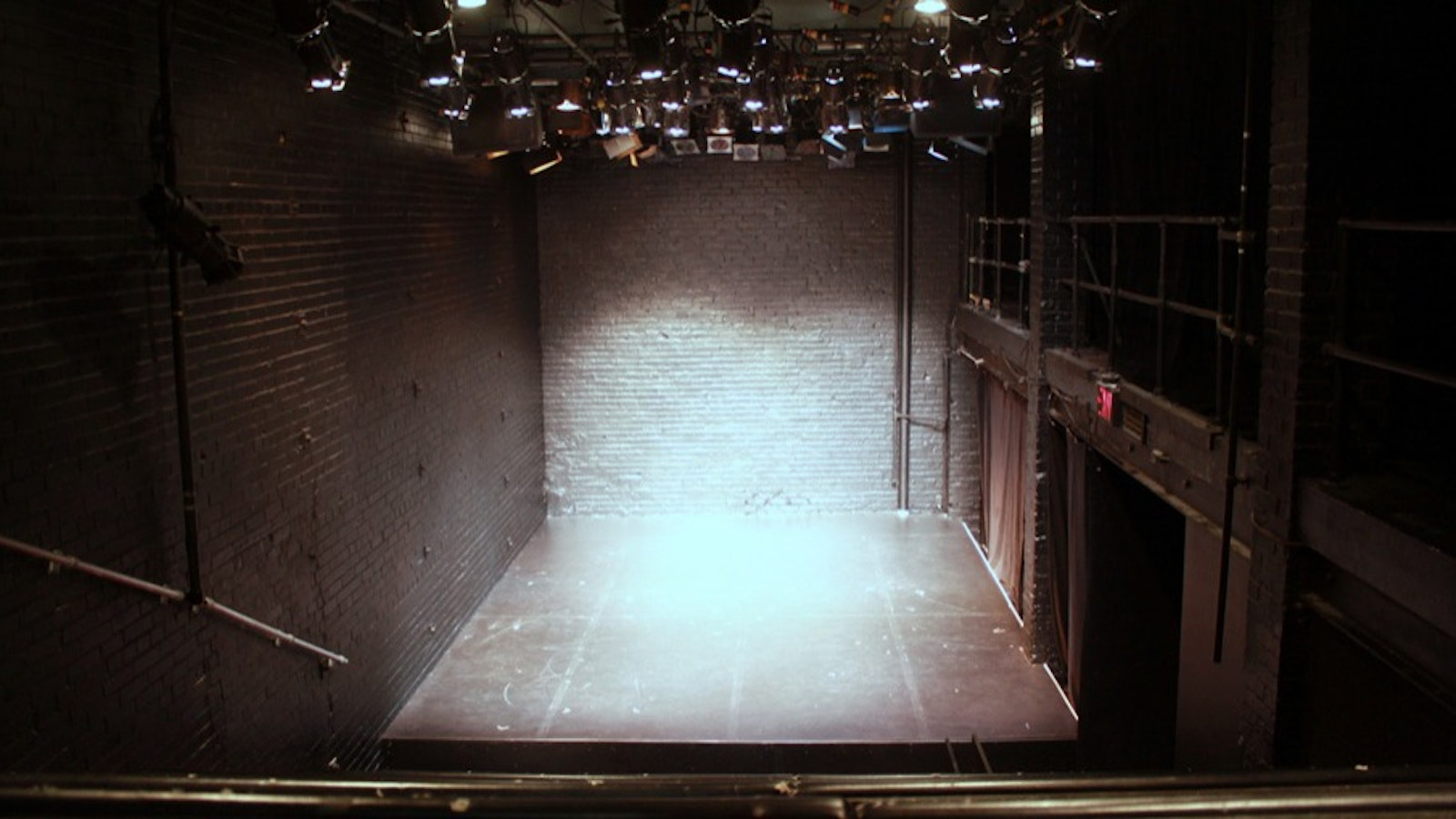 Theatre Passe Muraille Backspace
