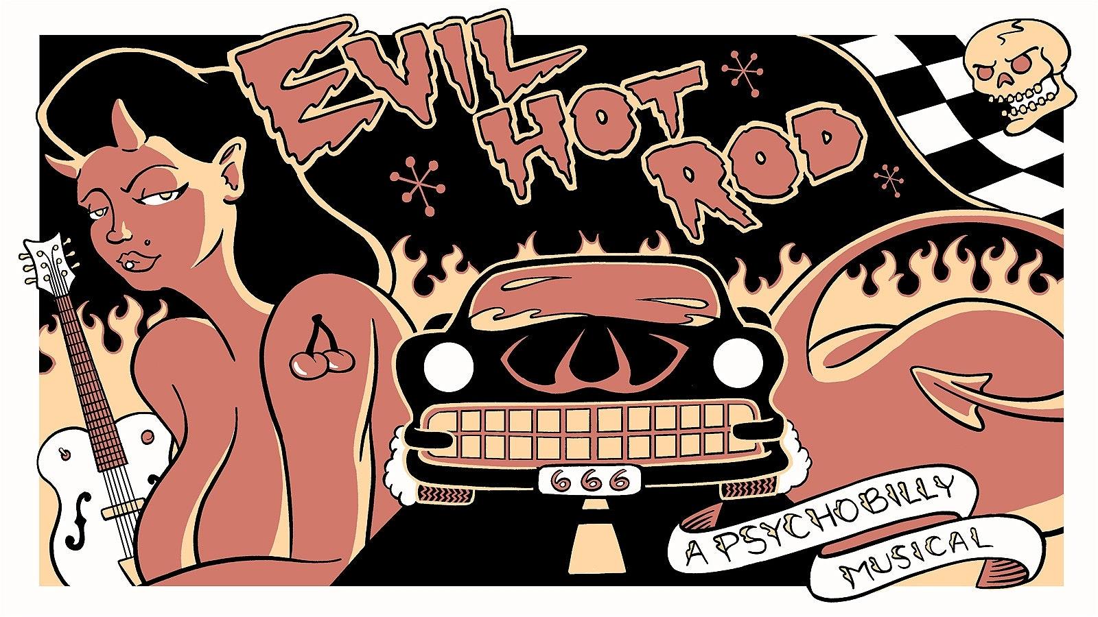 Evil Hot Rod - A Psychobilly Radio Musical