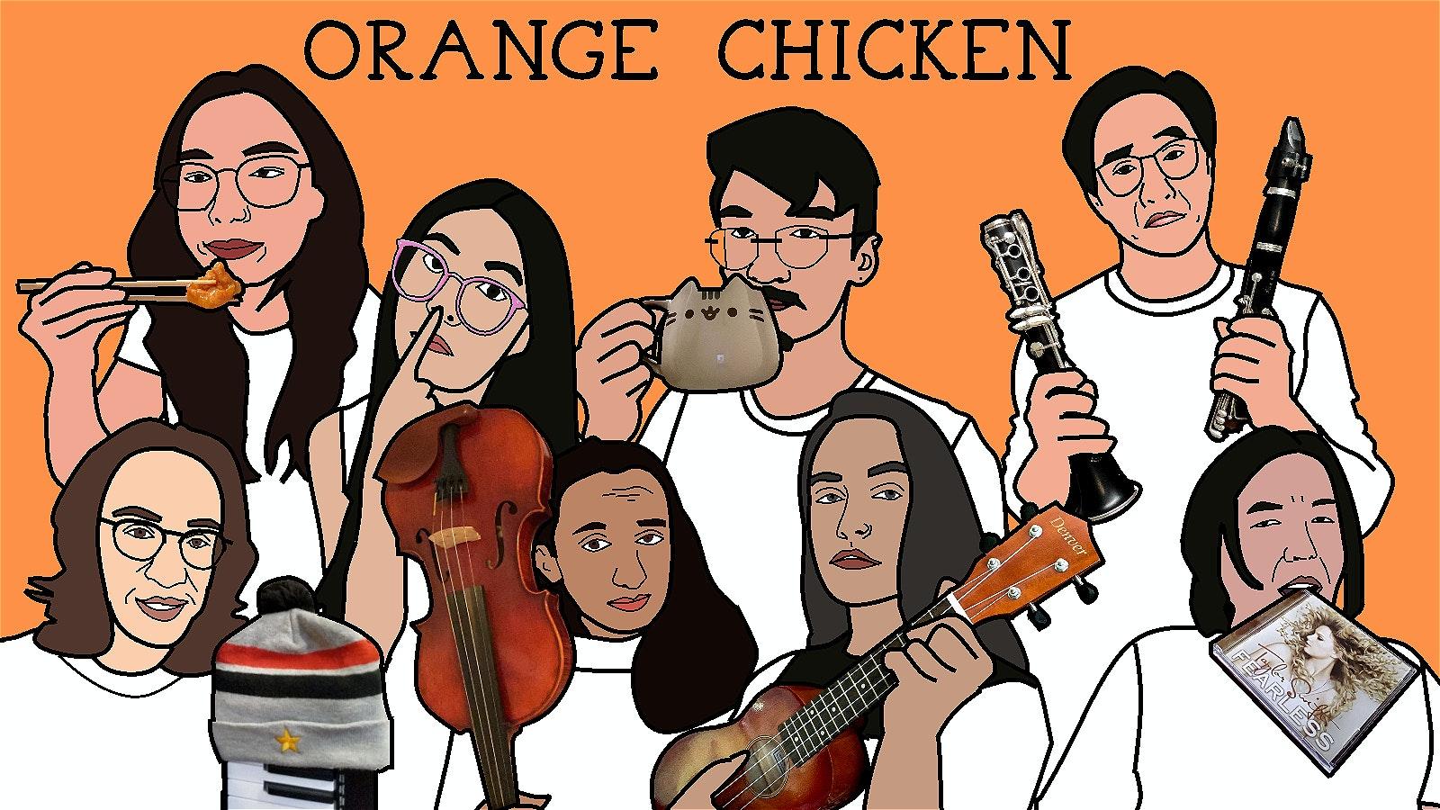 Orange Chicken: A Sketch Show