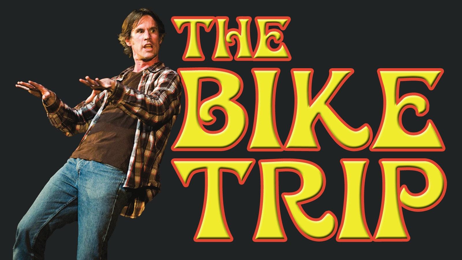 Martin Dockery: The Bike Trip