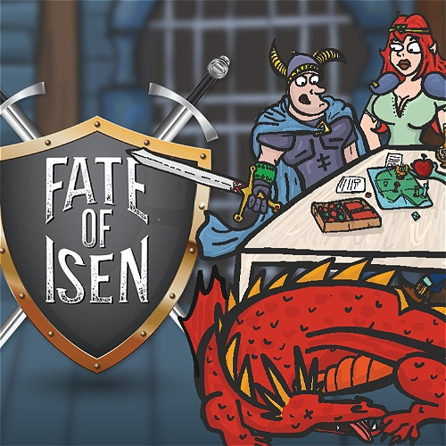 Fate of Isen Live D&D Adventure!