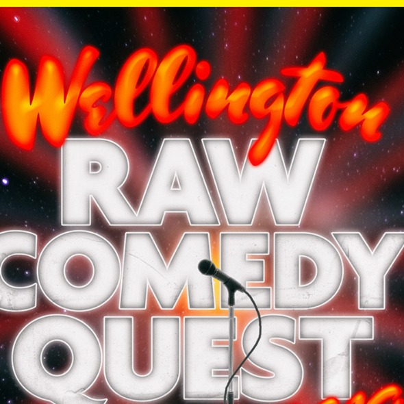 2020 Wellington Raw Comedy Quest - Heat 1