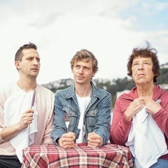 Three Course Comedy