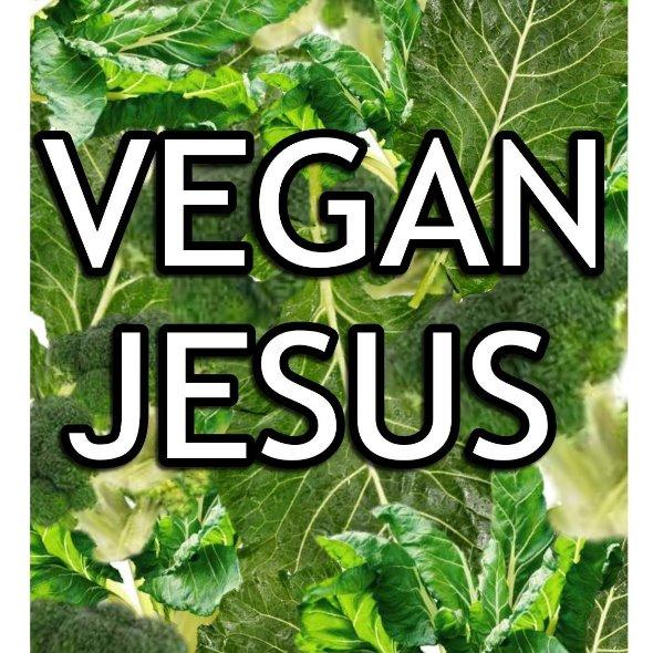 Vegan Jesus
