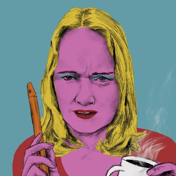 Stephanie Laing: Quitter