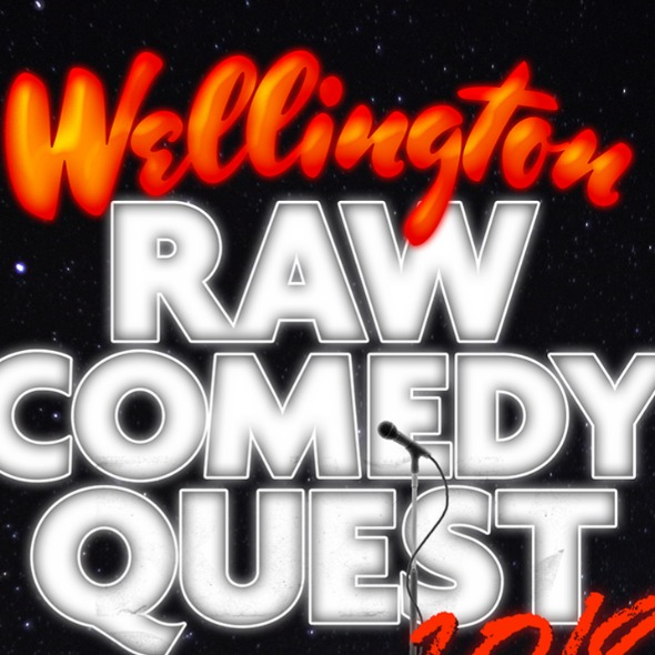 2019 Wellington Raw Comedy Quest