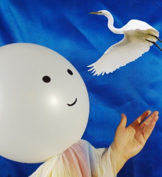 Kotuku and Moon Child: Family Puppet Theatre