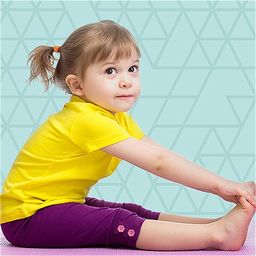 Capital E Yoga for Kids