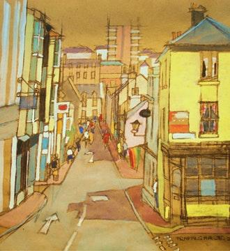 Patterns of Brighton's Cityscape