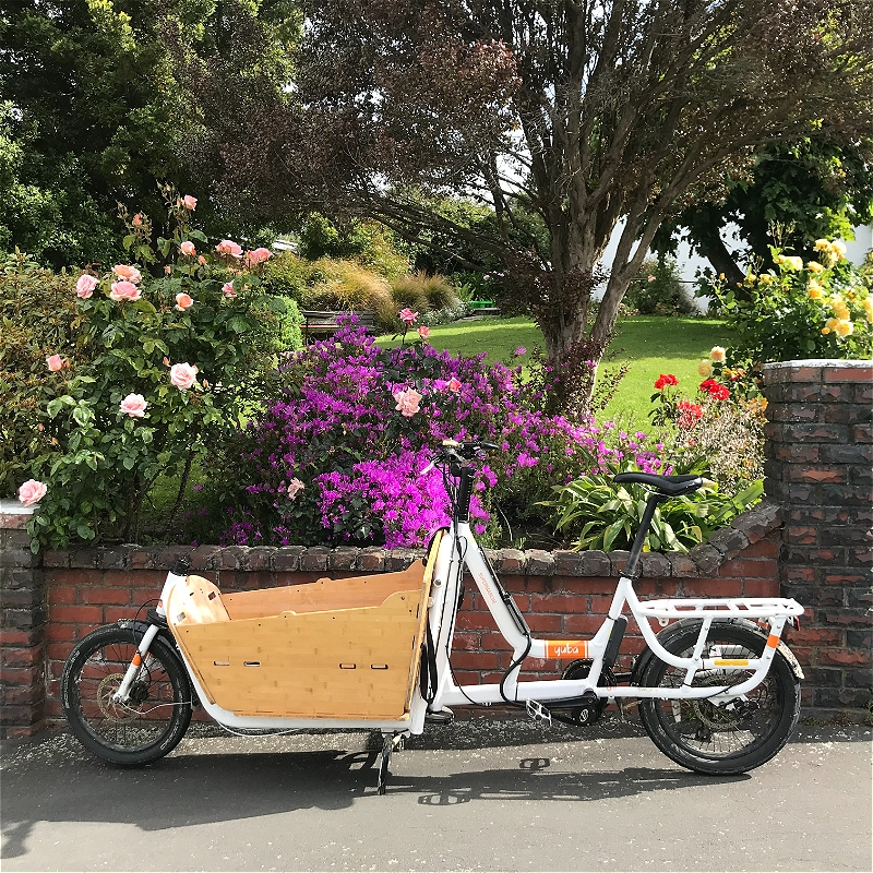 Cargo Bike Art Space