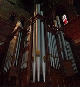 Organ Music at St. Bart's
