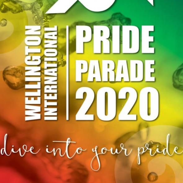 Wellington International Pride Parade 2020